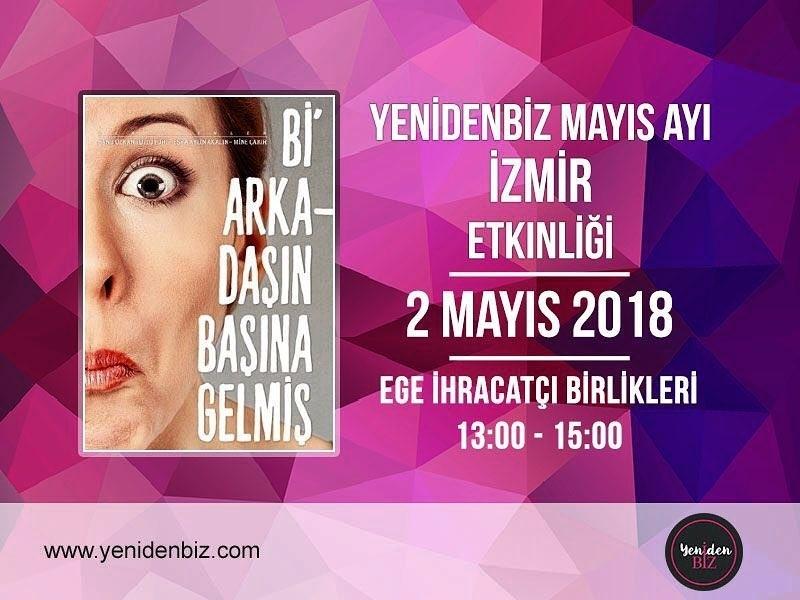 YenidenBiz İzmir Mayıs